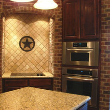 Traditional Kitchen by Summit Country Homes & Remodeling