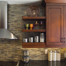 Eclectic Kitchen by Copperstone Kitchens