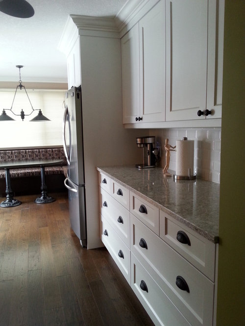 Kitchen Cabinet Hardware Kitchener Waterloo Thorndale Residence Reno