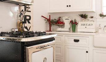 Thorp White Inset Kitchen 15449