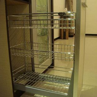 three tier utility rack