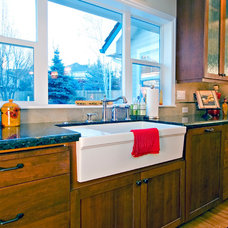 Traditional Kitchen by Strite design + remodel