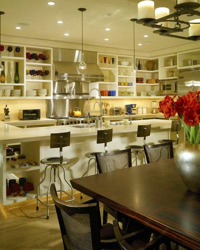 Universal Design Kitchen Cabinets: 9 Kitchen Cabinet Accessories For Universal Design