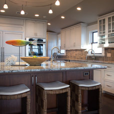 Beach Style Kitchen by eric marcus studio