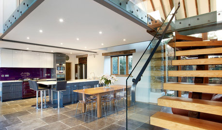 Houzz Tour: An Ancient Barn Packed with Eco Features and Technology