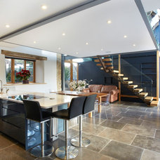 Contemporary Kitchen by Hart Design And Construction