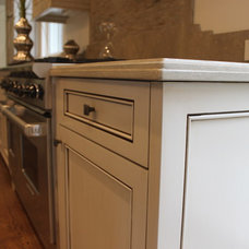 Traditional Kitchen by Diadem Finish Carpentry