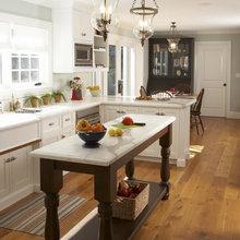 Jefferson - Kitchen Work Table