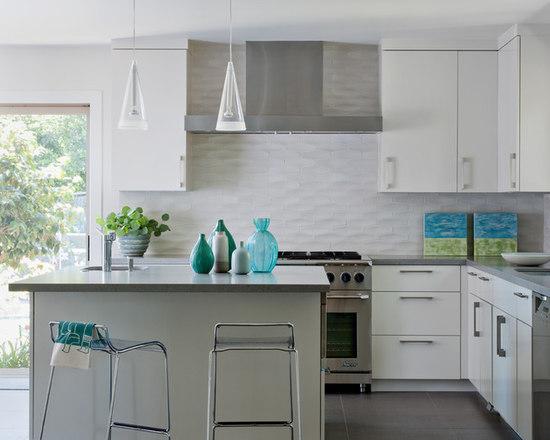retro kitchen tile backsplash   houzz