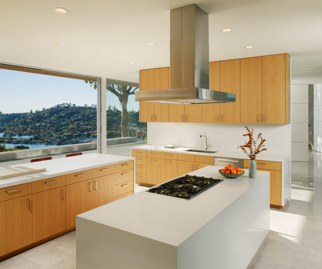 Contemporary Kitchen by Nick Noyes Architecture