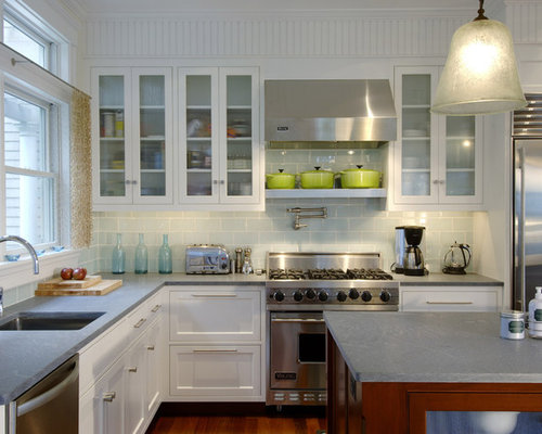 Shelf Above Range Design Ideas Remodel Pictures Houzz
