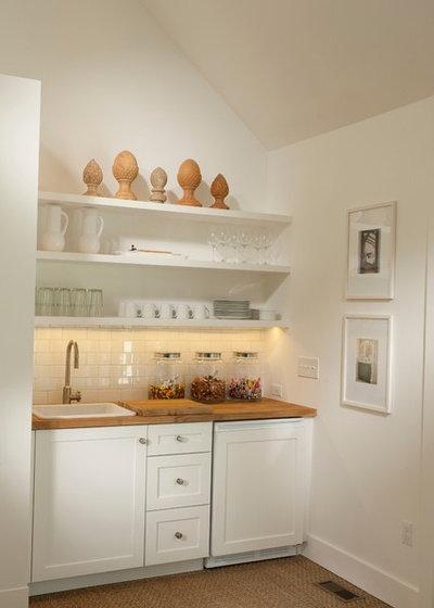 Modern Kitchen by Tiffany Farha Design