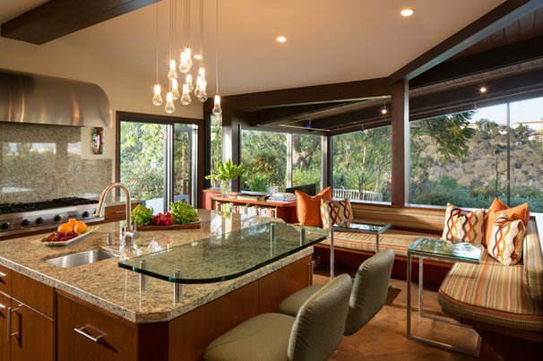 Contemporary Kitchen by Susan Jay Design