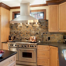 Traditional Kitchen by Tibma Design Build