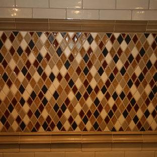 Harlequin Tile Backsplash Houzz