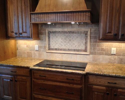 - Tile Kitchen Backsplash - Natural Stone