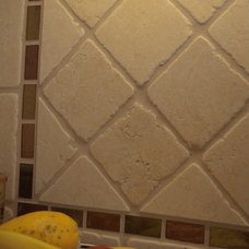 Traditional Kitchen by Innovative Tile