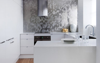 How Do I... Choose a Splashback for a White Kitchen?