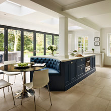 Kitchen Tour: A Georgian House Gains a Statement Island and a Cosy Snug