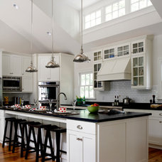Farmhouse Kitchen by Rosney Co. Architects