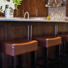Transitional Kitchen by Sterling Renovations