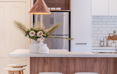 Kitchen Tour: A Once-cramped Kitchen is Now a Calm Scandi Delight
