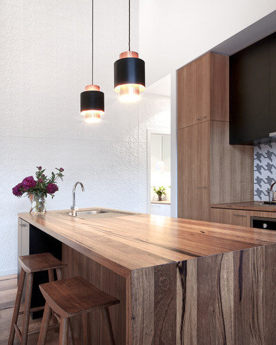 Timber Benchtop Home Design Ideas, Pictures, Remodel And Decor