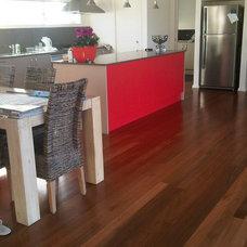 Modern Kitchen by Timber Floors Pty Ltd