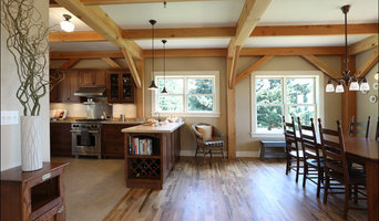 Timber Frame Custom Home