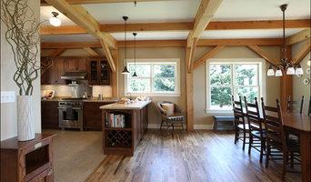 Timber Frame Custom Home