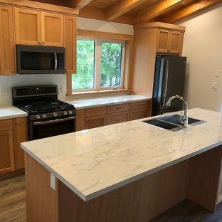 Timber Frame Mountain Suite with Fir Shaker Doors
