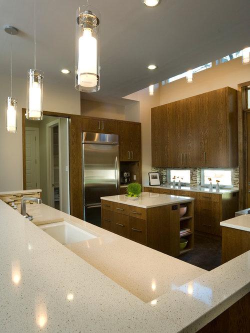 Modern Open Plan Kitchen Design Ideas Renovations