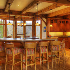 Traditional Kitchen by Shouldice Media