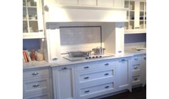 Timeless classic white Inset doors and drawers