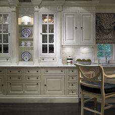 Traditional Kitchen by Casablanca Designs/Clive Christian Washington