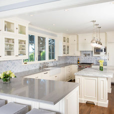 Traditional Kitchen by Ripple Design Studio, Inc.