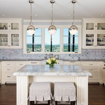 Timeless French Country Kitchen