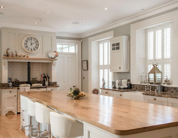 Timeless Georgian and Classically Inspired Home