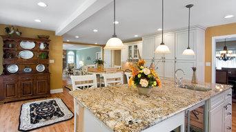 Timeless Kitchen & Laundry Room Remodel - Elizabethtown, PA