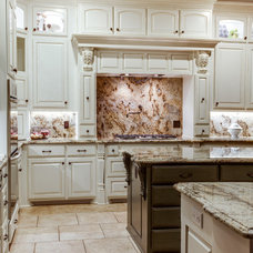 Traditional Kitchen by SWANSON RENOVATIONS, LLC