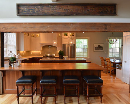 Eclectic Boston Kitchen Design Ideas Remodel Pictures