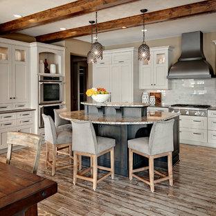 Timeless Rustic Modern Kitchen