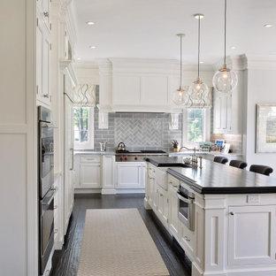 Timeless Traditional White Kitchen