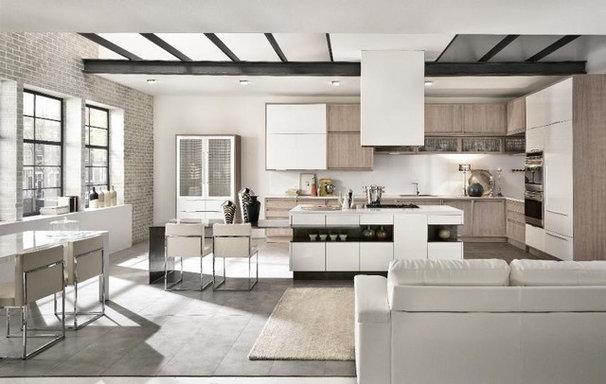Contemporary Kitchen by Aster Cucine