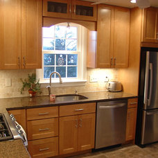 Traditional Kitchen by Lazzell Design Works