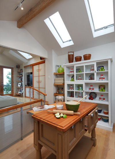 Houzz Tour Room For Everything In Just 596 Square Feet