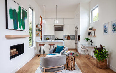 Picture Perfect: 24 Big Ideas for Compact Homes
