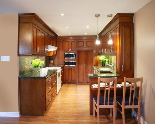 Windowless condo kitchen home design ideas pictures for Windowless kitchen ideas