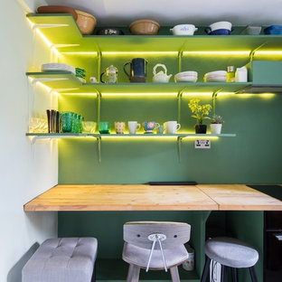 Tiny Kitchen - Eco Design