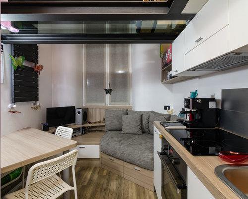 Tiny Studio Apartment Houzz